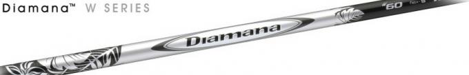 三菱レイヨン   ゴルフシャフト   Diamana™ W SERIES