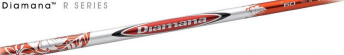 三菱レイヨン   ゴルフシャフト   Diamana™ R SERIES