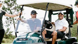 ナイキゴルフ!クスッと笑える最強フォーサムの動画がちょっとおもしろい♪
